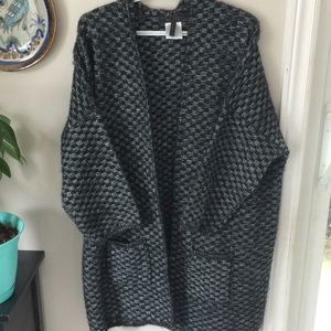 BCBGMaxAzria oversized sweater
